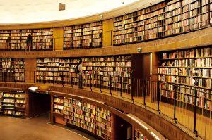 トロモロ図書館