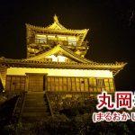 丸岡城ってどんな城?城主は誰?【丸岡城の歴史や、観光での見どころをわかりやすく解説】