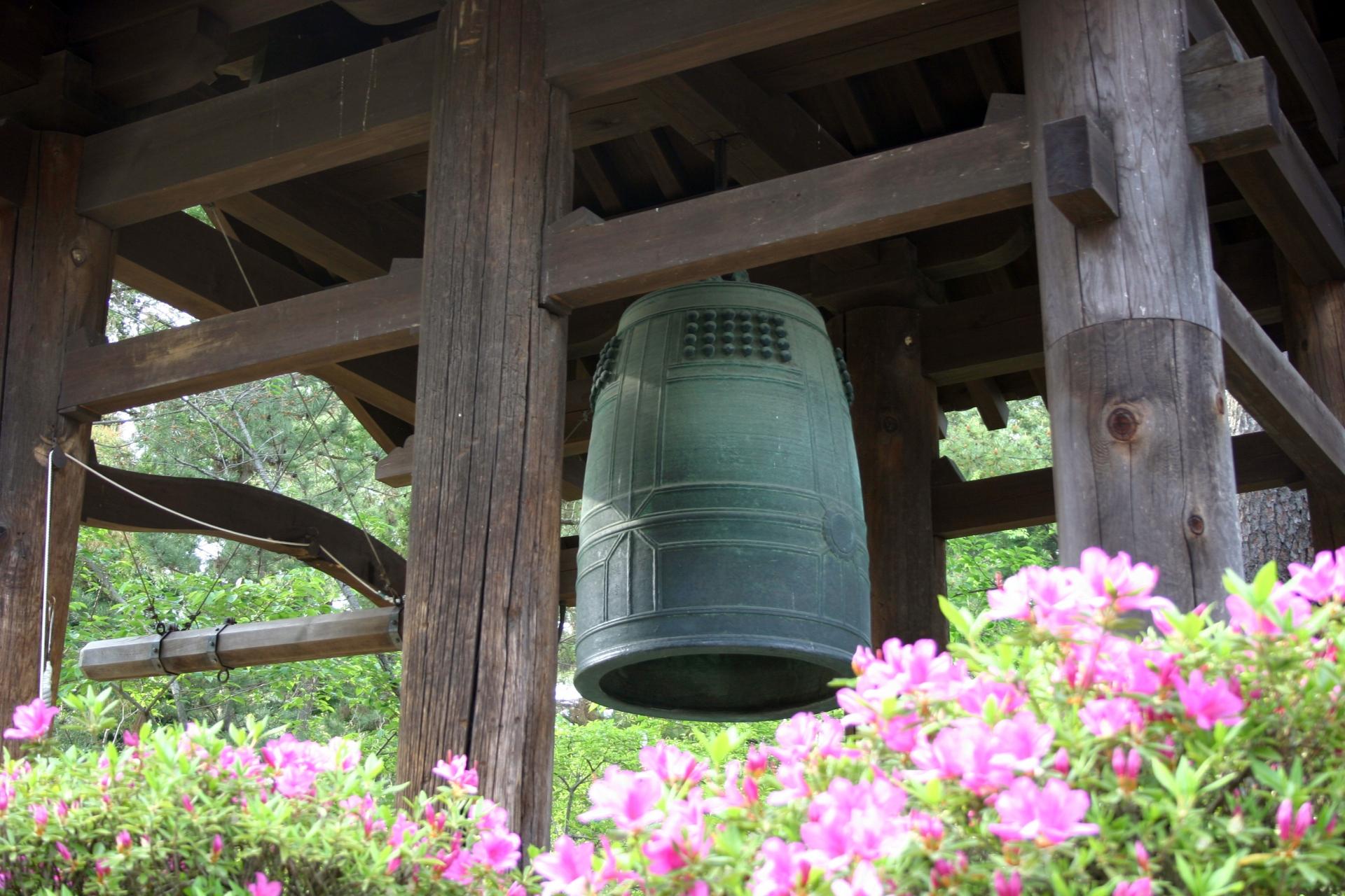 唐招提寺の鐘