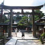 上杉謙信を祀る神社「上杉神社」について。