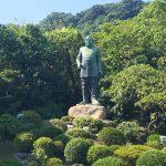 西郷隆盛の銅像について。