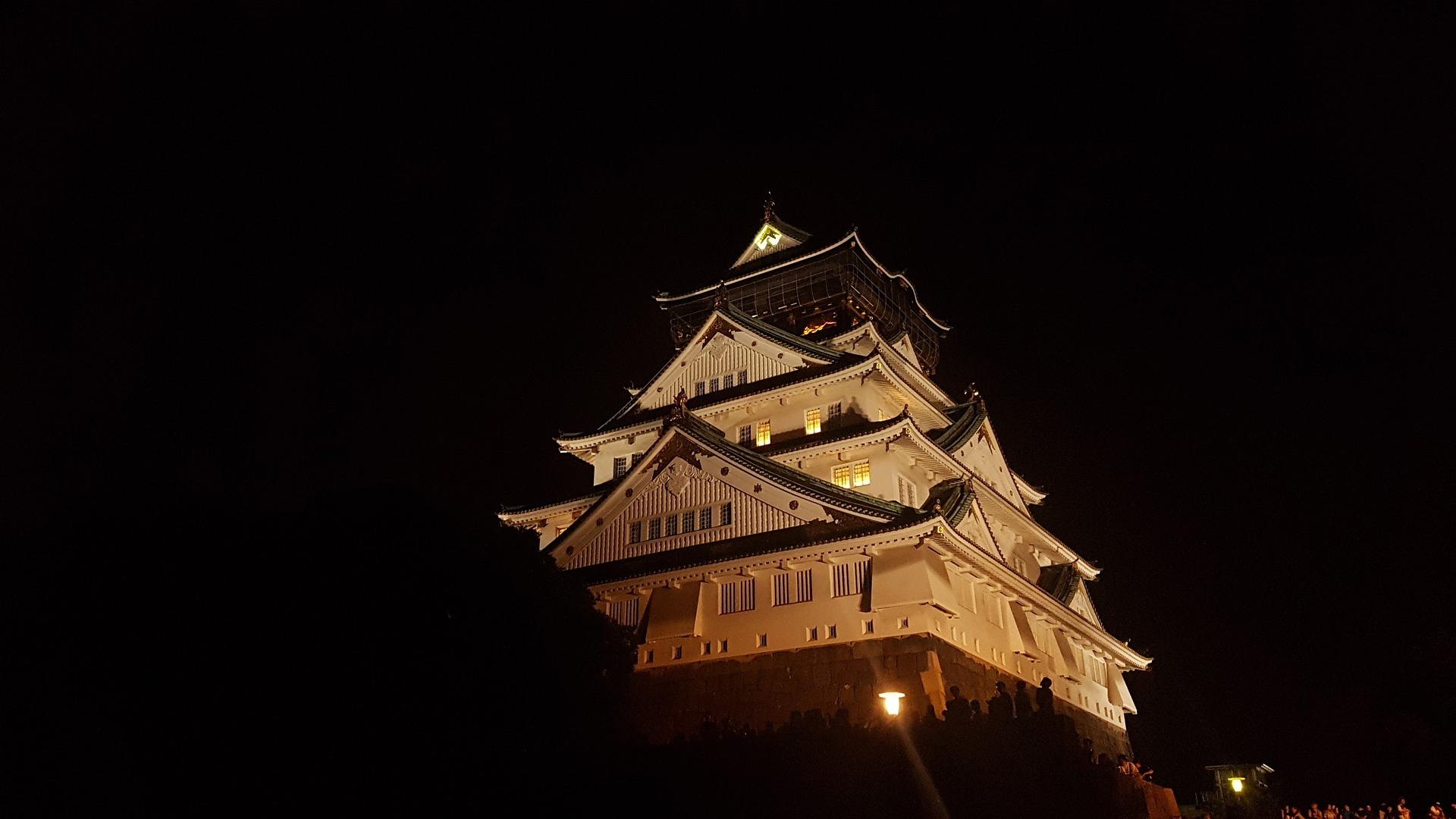 大阪城ってどんな城?城主は誰?【大阪城の歴史や、観光での ...