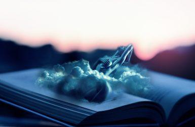 物語が飛び出る本