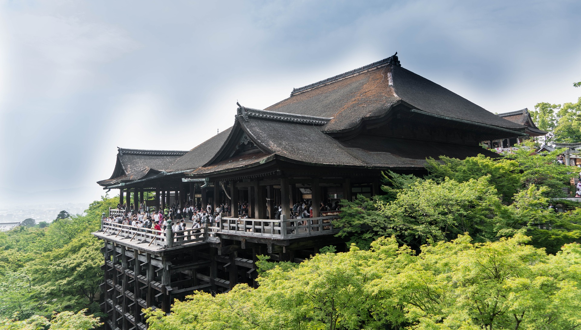 日本のお寺