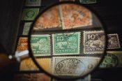 「切手(きって)」の語源や由来